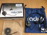 Radius 2000 Corded Headset