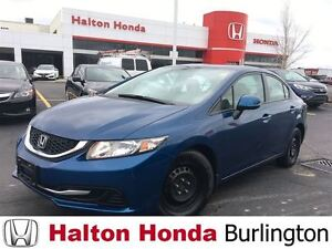 2013 Honda Civic LX | 5SP | BLUETOOTH | KEYLESS ENTRY | HEATED S