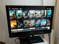 """Panasonic 37"""" Smart Plasma TV FreeView Built In 3 HDMI HD Ready 720p Others Available"""