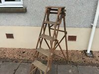 Ladder - vintage - great display accessory