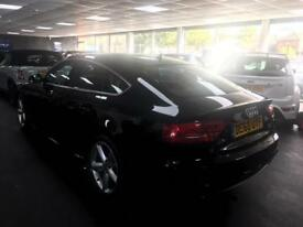 Audi A5 3.0 TDI S Line Sportback S Tronic Quattro 5dr *SAT NAV* FULL LEATHER*