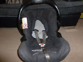 Car seat Graco (stage 0+)