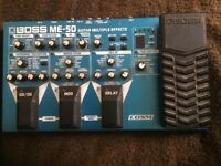 Boss ME 50 (pre-owned)