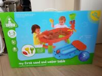 NEW - ELC - my first sand and water table