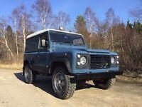 Land Rover Defender 90 300tdi - Clean Low Miles Van 4x4 Offroad