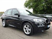 2014 64 BMW X5 3.0 XDRIVE30D M SPORT 7 SEATS 5d 255 BHP CALL 01224774455