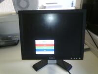 """Dell E156FPc 15"""" pc monitor full working suit CCTV computer etc."""