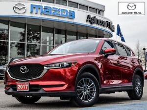 2017 Mazda CX-5 GS-Pwr Trunk, BSM, Htd Sts & Steering, Back Up C