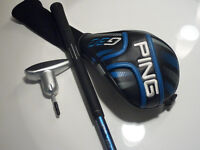 PING G30 LEFT HAND 3 WOOD 14.5 DEG