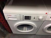 BOSCH 7KG WASHING MACHINE WHITE RECONDITIONED