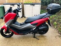 Yamaha NMAX (with ABS) - FSH, Low Mileage, Learner Legal Scooter/Moped