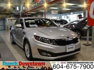 2011 Kia Optima LX - $ 122 Biweekly *
