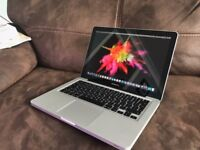 Core i7 MacBook Pro, 1 Terabyte HD, Only 60 on Battery Cycle