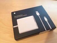 Genuine Apple Mini Displayport to Dual Link DVI Adapter
