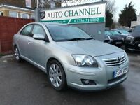 Toyota Avensis 2.0 D-4D TR 5dr£2,990 p/x welcome FINANCE AVAILABLE. NEW MOT!