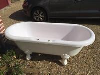 Freestanding Bath 1700x 750mm 12 mm thicknesd