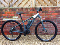 Cube Reaction Hybrid HPA Pro 400 E-Bike 2017 – Medium – Exceptional Condition
