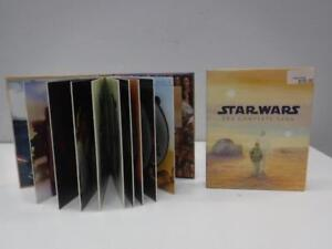 Star Wars: The Complete Saga (Blu-Ray) - We Buy And Sell Movies - 4000 - CH1027404