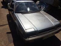 Retro 1980 Honda prelude auto barn find