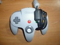 Official N64 Controller