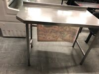 Catering kitchen prep tables for sale