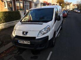 Peaugeot Expert 1.6 HDI L1H1 4 doors. 2 seaters. 2008 148000 miles A very clean van.