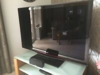 Samsung LE55B65 Television in excellent condition with stand.