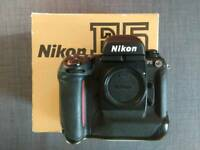 Nikon F5 35mm slr body only