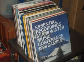 """120 x 12"""" House Music Vinyl Collection 90's - 2000's QUALITY JOB LOT!"""