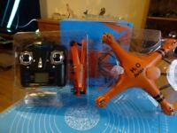Two GPtoys Aviax waterproof H2O quadcopters, 2 for sale. £20-£15 each,cash only