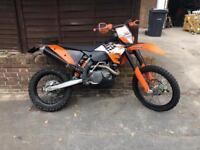 Ktm exc 450 2008 enduro motocross road reg swap swaps not yzf crf 250