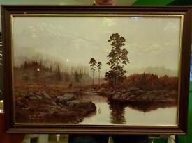 Scottish Landscape Print