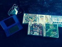 Blue Nintendo ds xl great condition
