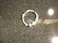 Costume jewellery bracelet found in Loughborough.