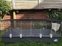 RABBIT / GUINEA PIG / YOUNG RABBITS CAGE - LARGE