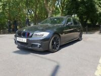 BMW 320I M SPORT TOURING E91 ESTATE - FULL SERVICE HISTORY, MOT JUN 2019, VERY GOOD CONDITION
