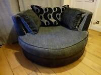 Shannon cuddle chair