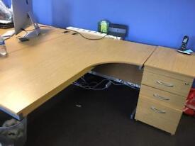 X3 office desks