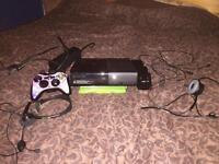 Xbox 360E 250gb + 12 games