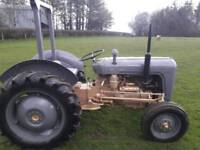 massey Ferguson 35 grey gold