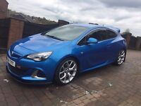 """Astra GTC VXR in the best color Arden blue!! amazing condition with 20"""" alloys!!"""