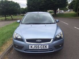 Ford Focus 1.6 automatic low mileage