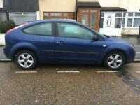 Ford Focus 1.8 zetec petrol manual low miles 75k