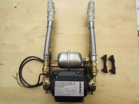 Stuart Turner 46410 Monsoon Shower Pump