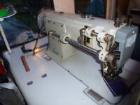 HIGHLEAD WALKING FOOT Industrial Sewing machine(for MARQUEES, CAR TRIMMING, HORSE RUGS