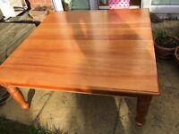 Cherrywood coffee table