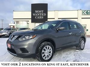 2015 Nissan Rogue S AWD | CAMERA | BLUETOOTH |