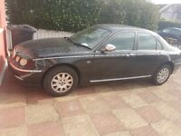 Rover 75 for spares or repair