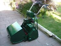 ATCO 20 INCH SELF PROPELLED CYLINDER LAWNMOWER