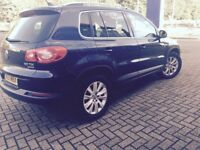 Volkswagen Tiguan 2.0 TDI BlueMotion Tech Match 5dr (start/stop) F/S/H, FULL MOT, PARK ASSISTS
